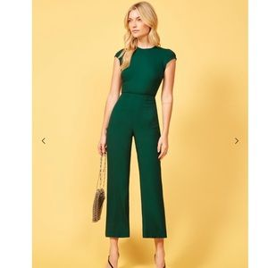 REFORMATION Mayer Jumpsuit nwt